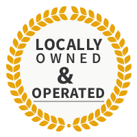 locally owned